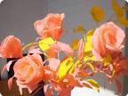 Солнечные розы.