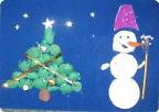 Снеговик - волшебник