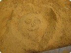 Песчаная фигура.