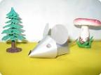 Мышка- норушка