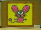 «Мышонок – газетный комочек»