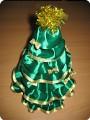 Бальный наряд для новогодней ёлки