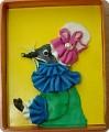 Портрет полевой мышки