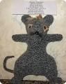 Сказка «Необычная дружба», поделка «Мышка - Норушка» и рисунок «Мышка - Милашка»