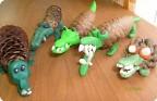 Крокодиловая плантация