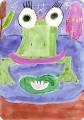 День рожДения лягушки Даши