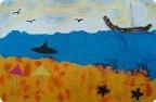 Море, море -  мир бездонный...