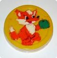 Подарок от лисички