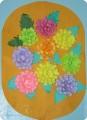 Цветочный ковёр.