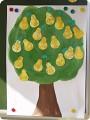 Спелые груши.