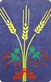 Поделка колосок пшеницы для детей 75