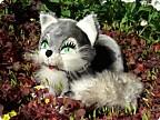 Кошечка Шалунья