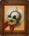 Декоративная шляпка