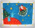 космические путешествия Деда Мороза