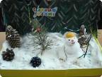 Снеговичок с друзьями