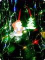 Дед Мороз и ёлочка.