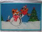 Сказка о снеговике и его друзьях