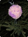Лиловый шар