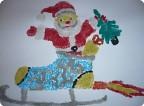 Веселый Дед Мороз!