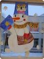 Снеговик-почтальон
