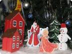 «Праздник у новогодней ёлки»