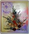 Композиция «Зимние цветы»
