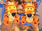 Тигрята родителям