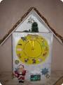 Новогодние часы в подарок  друзьям