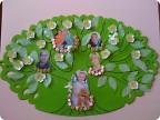 Как нарисовать генеалогическое древо. .  История семьи детям поделка в детский сад. продам книгу рецептов 100...