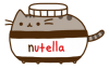 ...nutella cat...