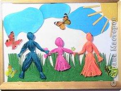 Поделки для сада из подручных средств фото 36