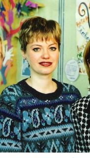 Оксана Филоненко