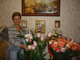 бабушка лиза
