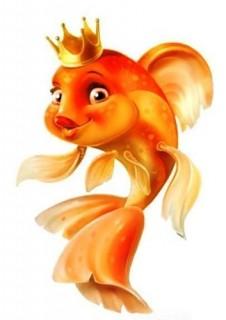 наталия рыбка золотая