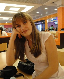Татьяна Стекольникова