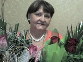 Галина Владимировна из Луганска