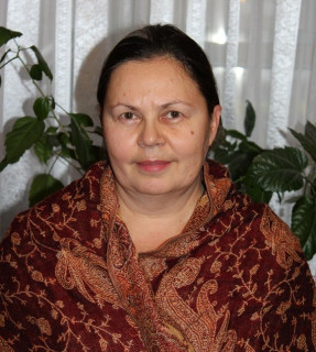 Наталья Ивановна Афонькина