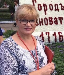 Катерина Валитова