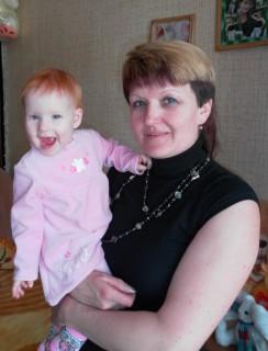 Бабушка рыжика