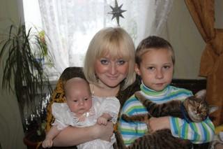 мама и сынишки