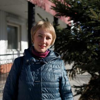 Анна Тюменцева