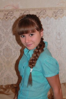 Иришка Штаева