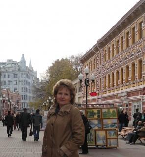 Лариса Пестрикова