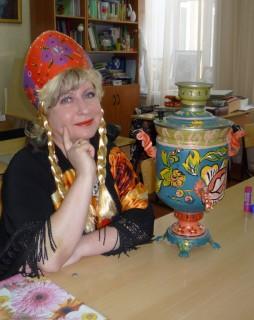 Алексеева Ирина Вячеславовна