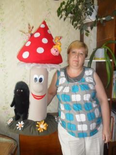 Ольга Альбертовна