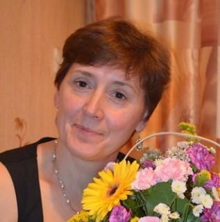 Ирина Хомкалова