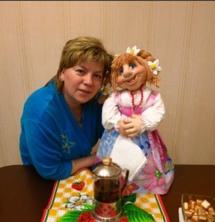 Наталья Прищепова