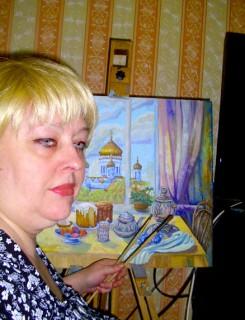 Елена Знатнова