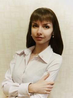 Анастасия Хамцова