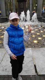 Русинова Маша